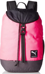 Puma 43.9 cms Pink Casual Backpack