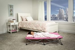 Regalo My Cot Portable Toddler Bed with Rs 1295 amazon dealnloot