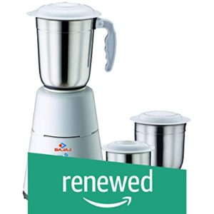 Renewed Bajaj GX 1 500 Watt Mixer Rs 1007 amazon dealnloot