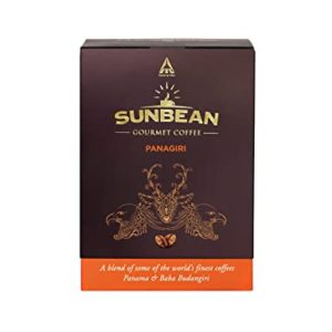 Sunbean Gourmet Coffee Panagiri Roasted Ground Coffee Rs 250 amazon dealnloot