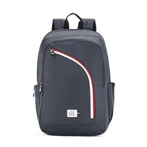 Tommy Hilfiger 30 cms Navy School Backpack Rs 1021 amazon dealnloot