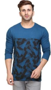 Unisopent Designs Abstract Men Round or Crew Rs 199 flipkart dealnloot