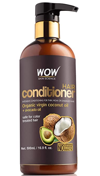 WOW Skin Science Hair Conditioner - 500mL