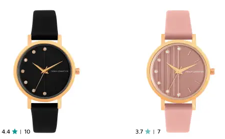 French Connection watches