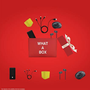 iBall What A Box! Premium Electronics Gift Hamper