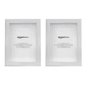 AmazonBasics Matted Photo Frame with Stand Set Rs 229 amazon dealnloot