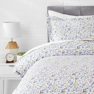 AmazonBasics Microfiber 2 Piece Quilt Duvet Comforter Rs 349 amazon dealnloot