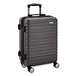 AmazonBasics Premium Hardside Spinner Luggage with Built Rs 2298 amazon dealnloot
