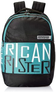 American Tourister Bounce 28 Ltrs Black Casual Rs 599 amazon dealnloot
