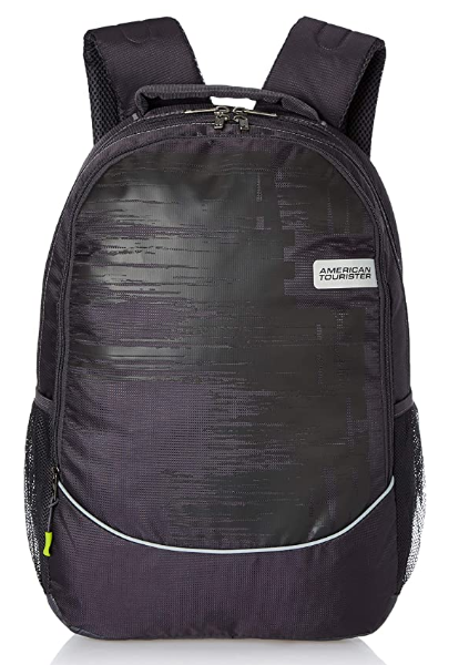 American Tourister Popin 48 cms Grey Casual Backpack