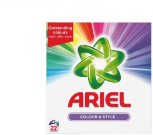 Ariel Colour And Style Washing Powder 22 Rs 459 flipkart dealnloot