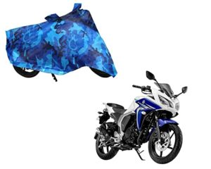 Auto Pearl Bike Body Cover with Mirror Rs 245 amazon dealnloot