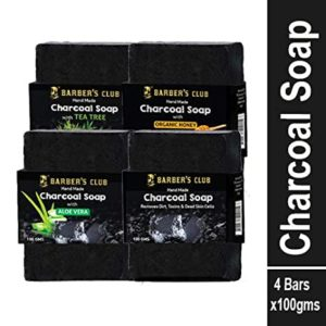 Barber s Club Hand Made Organic Charcoal Rs 218 amazon dealnloot