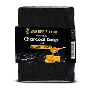 Barber s Club Hand Made Organic Charcoal Rs 51 amazon dealnloot