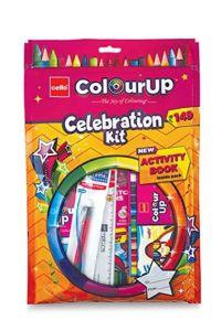 Cello ColourUp Celebration Kit Gift Pack Colouring Rs 112 amazon dealnloot