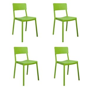 Cello Eskimo Cafeteria Set of 4 Chairs Rs 4873 amazon dealnloot