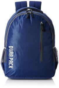 DURAPACK Ferry 26 Ltrs Navy Casual Backpack Rs 279 amazon dealnloot