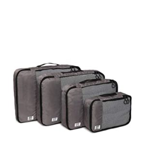DURAPACK Travel Cubes Grey Bag Organizer PC1GR Rs 455 amazon dealnloot
