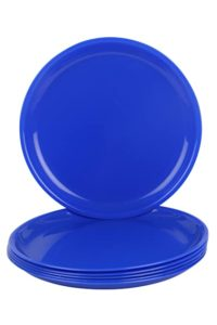 Day2Day Forever Royal Blue Microwave Safe Dinner Rs 249 amazon dealnloot