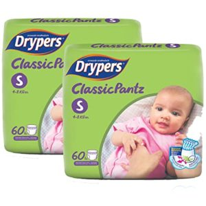 Drypers Classicpantz Small Sized Pant Style Diaper Rs 717 amazon dealnloot