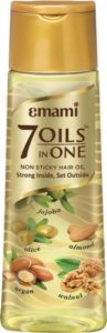 Emami 7 Oils In One Non Sticky Rs 168 flipkart dealnloot