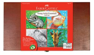 Faber Castell Young Artist Essentials Gift Set Rs 1667 amazon dealnloot