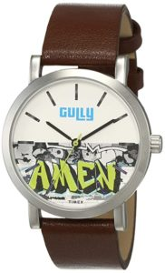 Gully by Timex Graffiti Analog White Dial Rs 383 amazon dealnloot