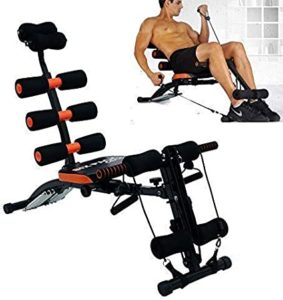 HNESS Six Pack Abs Exerciser Machine for Rs 1999 amazon dealnloot