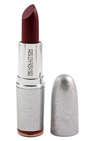 Makeup Revolution Life on the Dancefloor After Party Lipstick, Past Midnight V4, 3.5g