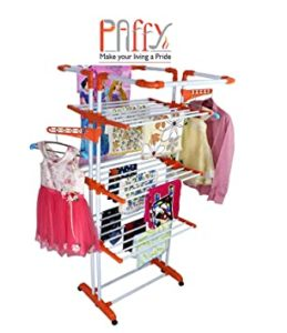 PAffy Cloth Drying Stand 3 Pole 3 Rs 1504 amazon dealnloot