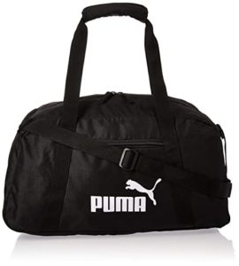 PUMA Phase Sports Bag Puma Black Rs 448 amazon dealnloot