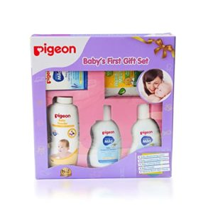Pigeon Baby s First Gift Set Rs 253 amazon dealnloot