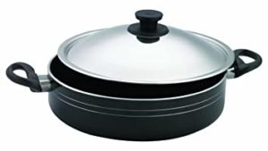 Pigeon by Stovekraft Deluxe Non Stick Fry Rs 831 amazon dealnloot