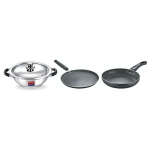 Prestige Classic Multi BYK 3 Piece Set Rs 1352 amazon dealnloot