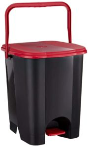 Princeware Plastic Garbage Bucket 8 Liters Small Rs 178 amazon dealnloot