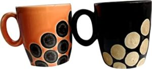 Saavre KHI Series Ceramic Coffee Mugs 2 Rs 99 amazon dealnloot