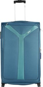 Safari Large Check in Luggage 75 cm Rs 2499 flipkart dealnloot