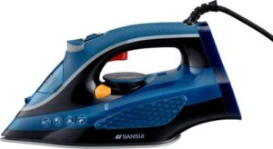 Sansui IRS2200WB 2200 W Steam Iron Blue Rs 1599 flipkart dealnloot