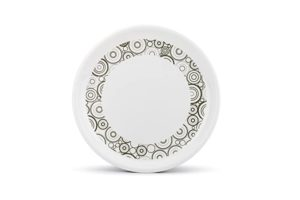 Signoraware Circle Scapes Plastic Round Full Plate Rs 190 amazon dealnloot