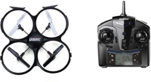 Udi RC U818A Drone Rs 2974 flipkart dealnloot