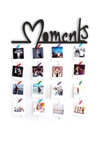 VAH Wood Picture Hanging Photo Frame Collage Rs 499 amazon dealnloot