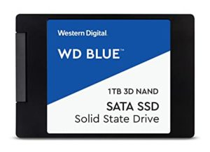 Western Digital Blue 1TB Internal Solid State Rs 9047 amazon dealnloot