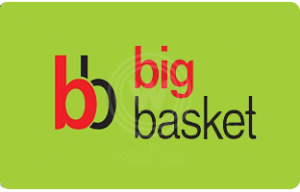 woohoo bigbasket offer