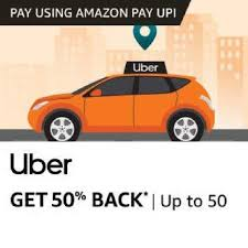 Amazon pay Uber offer