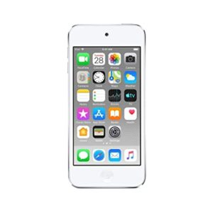 Apple iPod Touch 256GB Silver Latest Model Rs 17532 amazon dealnloot
