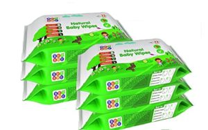 Beybee Cucumber and Aloe Vera Wet Wipes Rs 339 amazon dealnloot