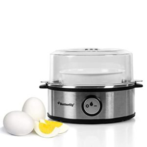 Butterfly Electric Egg Boiler Stainless steel 7 Rs 894 amazon dealnloot