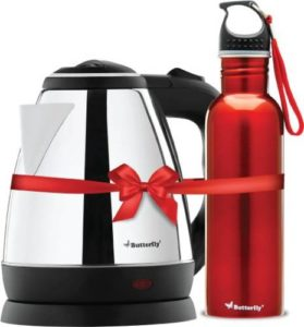 Butterfly Rapid Kettle 1 5 Litre Eco Rs 647 flipkart dealnloot