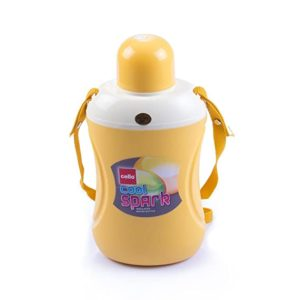 Cello Spark Water Bottle 1 Litre Yellow Rs 142 amazon dealnloot