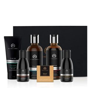 Charcoal Grooming Kit By The Man Company Rs 1347 amazon dealnloot